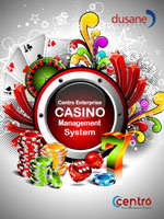 Casino Management System brochure