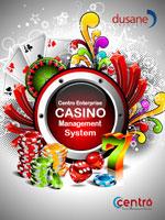 Casino Management System brochure