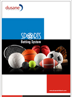 Sports Betting Software brochure