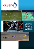 Sports Betting Software brochure